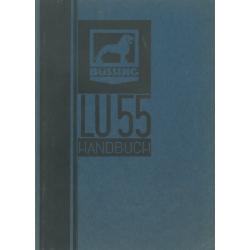 Handbuch Büssing LU 55...