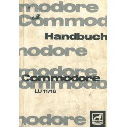 Handbuch Büssing LU 11/16...