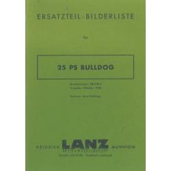 Ersatzteil-Bilderliste 25...