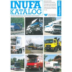 INUFA-Katalog, Ausgabe 1991