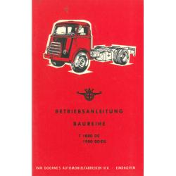 DAF Baureihe T 1800 DS /...