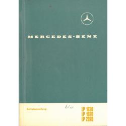 MB LP 1620 / LP 1920 / LP...