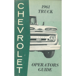 Chevrolet Truck Operators...