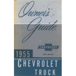 Chevrolet Truck Owner's...