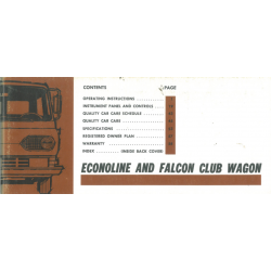 Ford Econoline / Falcon...