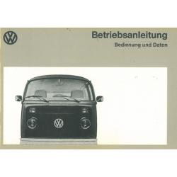 VW Transporter...