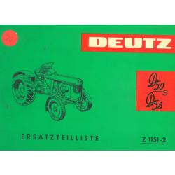 Deutz D 50S/D 55...