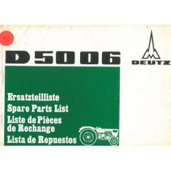 Deutz D 5006,...