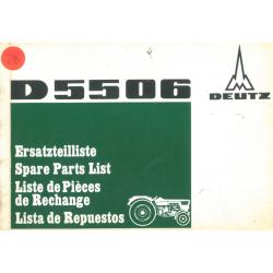 Deutz D 5506,...