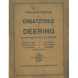 Deering Erntemaschinen und...