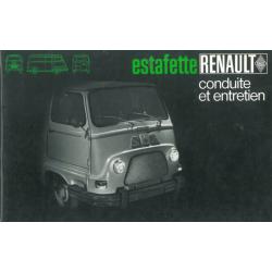 Renault Estafette français,...