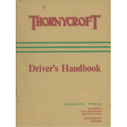 Thornycroft 7-Ton and...