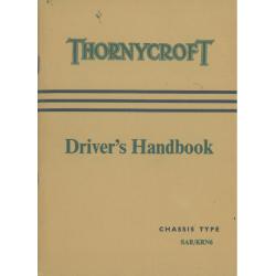 Thornycroft Type SA/KRN6...