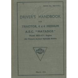 AEC Matador 4x4 Model 0853,...