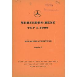 Betriebsanleitung MB L...