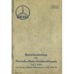 Mercedes-Benz L 6500 mit...