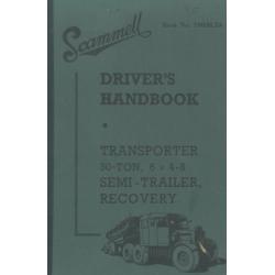 Scammel Transporter 30-ton...