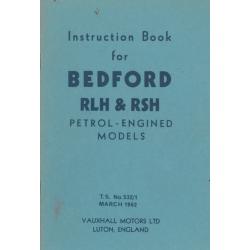 Bedford RLH & RSH,...