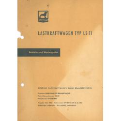 Krupp LS 11, Betriebs- und...