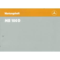 Mercedes-Benz 100 D...