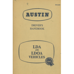 Austin LDA & LDOA Driver's...