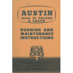 Driver's Handbook Austin...