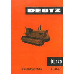 Deutz DL 120...