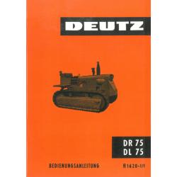Deutz DLR 75/DL 75...