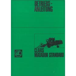 Claas Matador Standard...