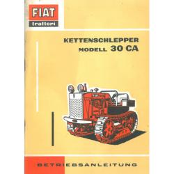 Fiat 40 CA Kettenschlepper...