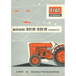 Fiat 311 R/331R...