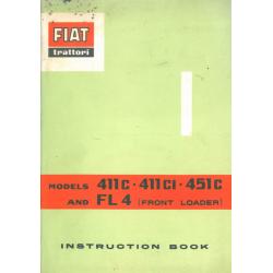 Fiat 411 C/CI/451 C/FL4...