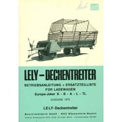 Lely-Dechentreiter...