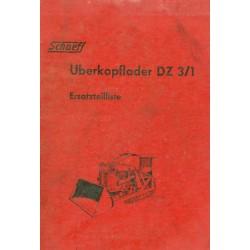 Schaeff Überkopflader DZ3/1...