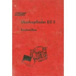 Schaeff Überkopflader DZ3...