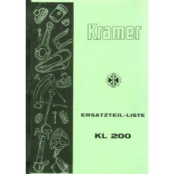 Kramer KL 200...
