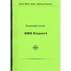 Kramer 350 Export...