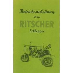 Ritscher-Schlepper Typ N,...