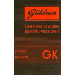 Güldner GK Dieselmotor,...