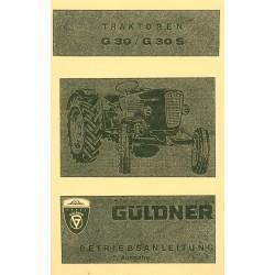 Güldner G 30/G30S...