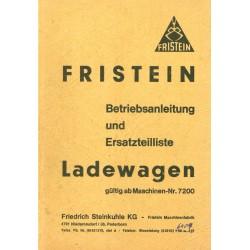 Fristein Ladewagen...
