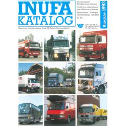 INUFA-Katalog, Ausgabe 1992