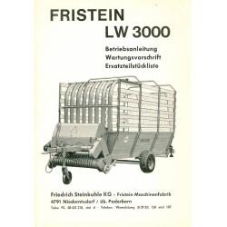 Fristein LW 3000...