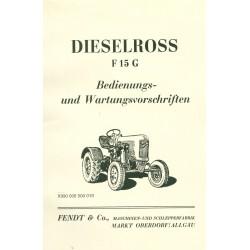 Fendt Dieselross F 15 G...