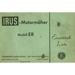 Irus ER-Motormäher,...