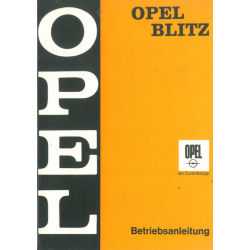 Opel Blitz 1,9 to...