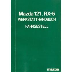 Mazda 121.RX5...