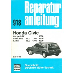 Honda Civic Reparaturanleitung