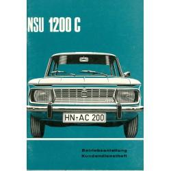 NSU 1200 C...