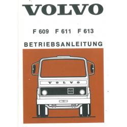 Betriebsanleitung Volvo F...